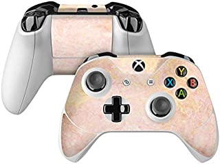 product image for Rose Gold Marble Skin Decal Compatible with Microsoft Xbox One and One S Controller - Full Cover Wrap for Extra Grip and Protection