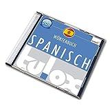 tulox - Wörterbuch Spanisch - Deutsch mit 50.000 vertonten fremdsprachlichen Einträgen für Business, Beruf, Schule und Studium