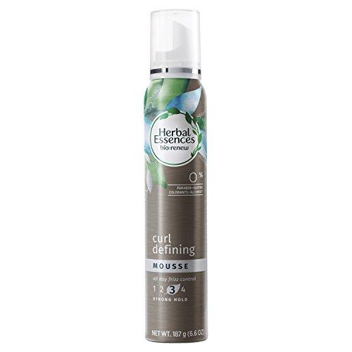 Herbal Essences Biorenew Curl Define Mousse, 6.6 FL OZ