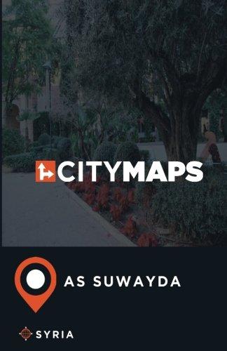 Read Online City Maps As Suwayda Syria ebook