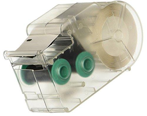 Cassette Panduit Label (Panduit N050X075CBC P1 Cassette Component Label, Adhesive Vinyl Cloth, White (125-Pack))