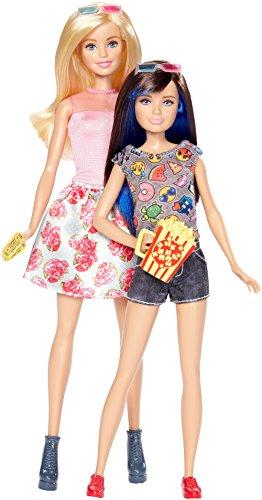Barbie Sisters Barbie & Skipper Dolls, 2 Pack