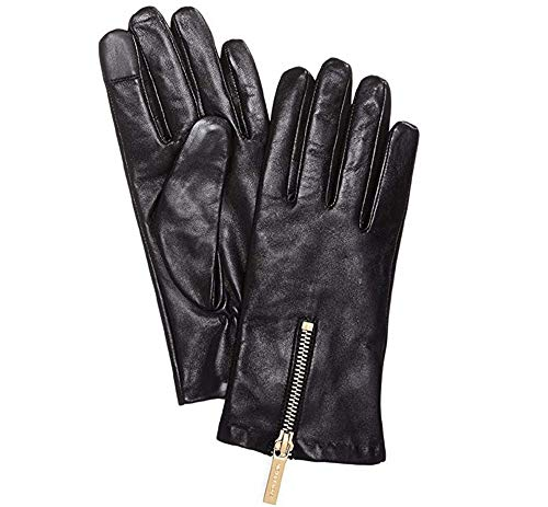Michael kors leather gloves