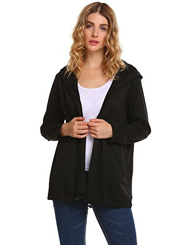 Hooded Spandex Cover Up - 8