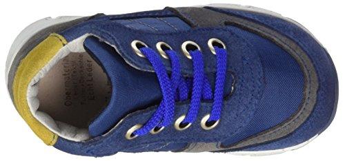 Däumling Till - Botas de senderismo Bebé-Niñas Blau (Turino jeans42)