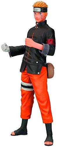 Banpresto Naruto Shippuden DXF Shinobi Relations SP Naruto Action Figure