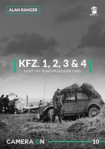 Kfz. 1 2 3 And 4  Light Off Road Passenger Cars  Camera On Band 10