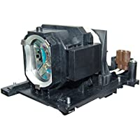Philips UltraBright Infocus IN5122 Projector Replacement Lamp with Housing (Philips)