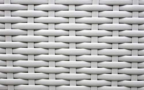 (Home Comforts Peel-n-Stick Poster of Rattan Braid Woven Korbsessel Basket Pattern Vivid Imagery Poster 24 x 16 Adhesive Sticker Poster)
