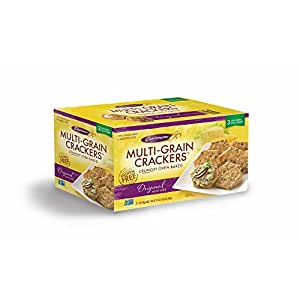 Crunchmaster Multi-Grain Crackers, 3 pk./7 oz. ( 1 BOX )