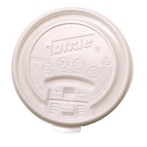 Dixie Plastic Lids for Dixie Sage Collection Hot Drink Cups by Dixie Dixie Sage Collection