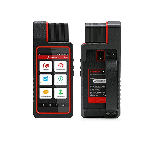 LAUNCH X431 DIAGUN IV Bluetooth Auto Diagnostic Tool Upgrade Version of X431 DIAGUN III