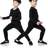 Boy's Thermal Long Underwear Set Skin Base Layer