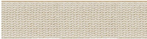 Yard Webbing - Wrights Cotton Webbing 1 inch Natural(Sold by the yard)