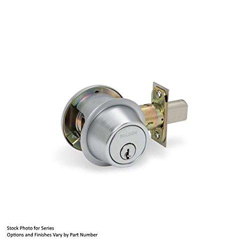 Falcon D261605 30253 10094 Turn Inside Only Deadbolt G2 Top Notch Distributors