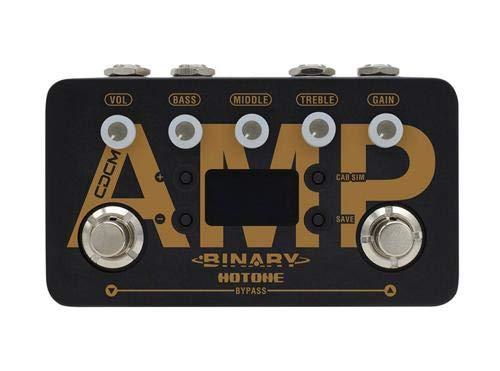 Hotone Binary Amp Simulator Pedal