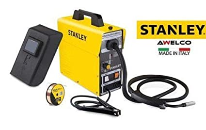 Soldador de hilo sin gas compacto 95 amp Stanley - Mikromig: Amazon ...