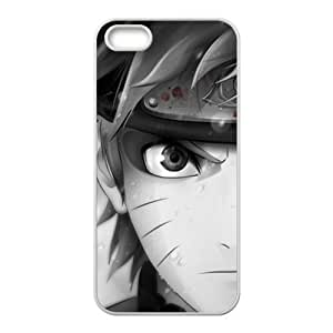Happy Naruto handsome boy Cell Phone Case for Iphone 5s