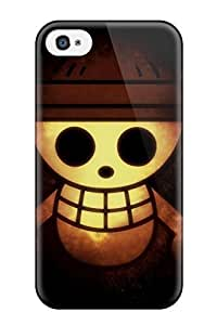 New Style LeeJUngHyun Hard Case Cover For Iphone 6 Plus 5.5- One Piece Anime Simple