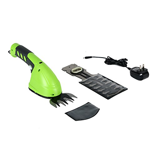 Greenworks 7.2V Cordless Hedge Shear & Shrubber SH07B00