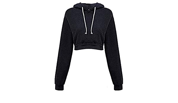Clearance!HOSOME Women Top Womens Autumn Spring Fashion Women Hooded Loose Pullover Long Sleeve Brief Paragraph Hoodie Tops: Amazon.com: Grocery & Gourmet ...