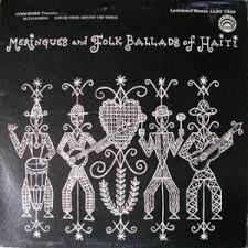 UPC 744457734049, Folk Music from Haiti: Merengues & Ballads