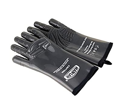 MAN LAW High Heat Resistant Gloves ( up to 572°F)