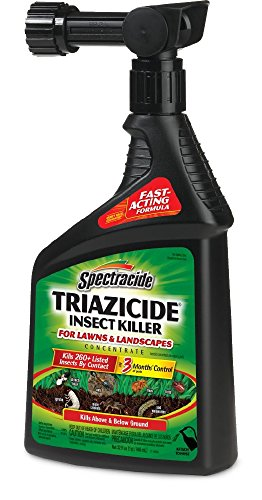 Spectracide HG-95830 Triazicide Insect Killer for Lawns & Landscapes Concentrate, Ready-to-Spray