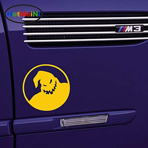 Nightmare Before Christmas Car Sticker for Truck Window