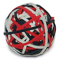 Office Depot Premium Rubber Band Ball, 101044 (Rubber Bands Ball)
