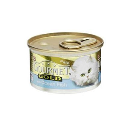 Gourmet Gold Ocean - Comida para gatos (85 g)