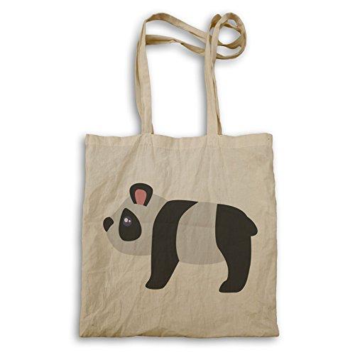 Tote Bag Panda Bear 02 T246r