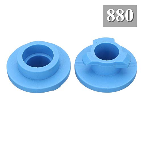 difcuyg5Ozw 2Pcs LED Headlight Lamp Bulb Base Adapter Sockets,Easy to Install Durable Retainer Holder 880 HB4 HB3-880