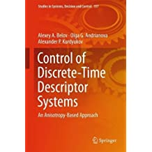 Control of Discrete-Time Descriptor Systems: An Anisotropy-Based Approach