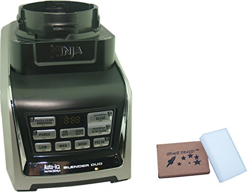 Nutri Ninja Base Motor for Auto IQ Duo Blenders 1500 watts (Auto With Ninja Iq Duo)