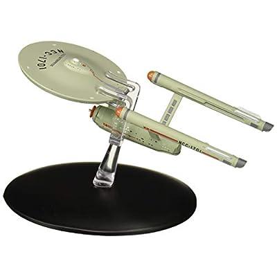 Eaglemoss Star Trek The Official Starships Collection USS Enterprise NCC-1701 Ship Replica: Toys & Games