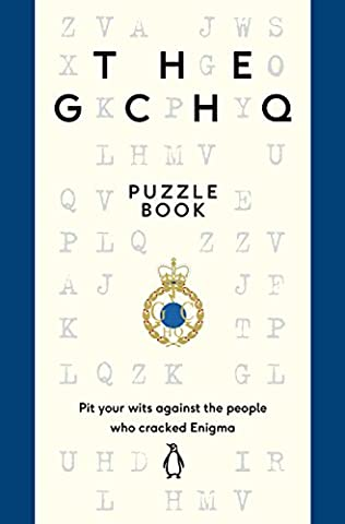 The GCHQ Puzzle Book - Teenager Gift Card