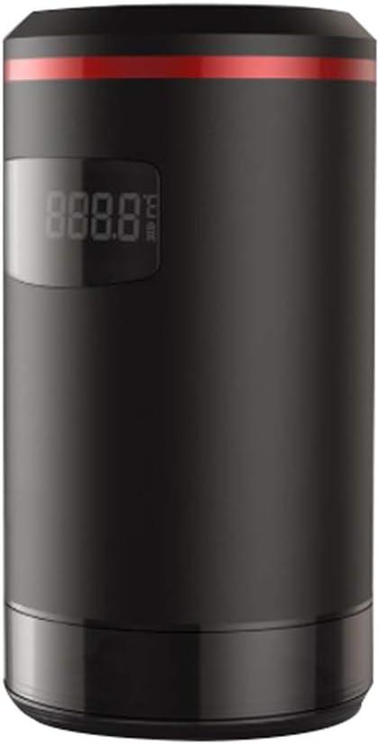 KOUPA Tapón de Botella de Vino Inteligente, Tapones de Vino de vacío de Acero Reutilizables con Registro de Escala de Tiempo y Copa de Bomba de Sellado Interno de Goma