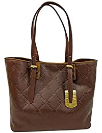 Longchamp LM Cuir Shoulder Tote