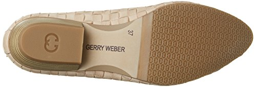 Beige natur Weber Gerry Stringate 01 Donna Como Scarpe