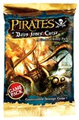 Pirates of Davy Jones' Curse 18er Booster Display (en)