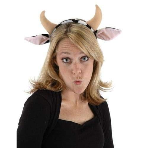 elope Cow Headband -