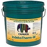 Indekotherm-w Caparol Pittura Lavabile Anticondensa Ad Effetto Termico Lt 12,5