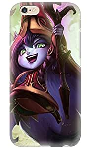 FUNKthing League of legends lulu PC Hard new cases for iphone 6 for girls
