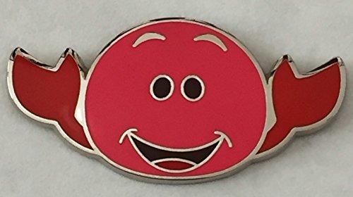 Disney Pin 123277 Tsum Tsum Mystery Series 4 - Sebastian Pin Crab the Little Mermaid
