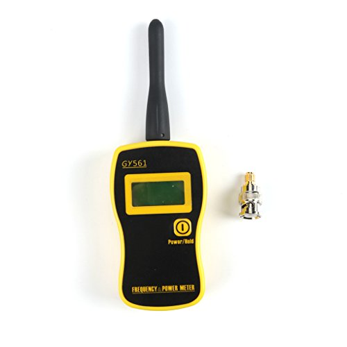 GY561 Digital Mini Handheld Frequency Counter Tester Detector for 2-way Radio by dianpo