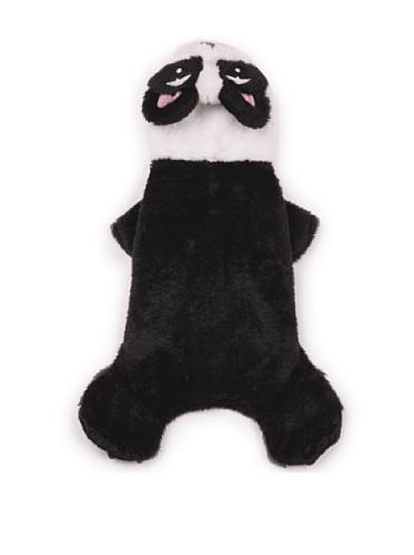 Panda Dog Costume (Casual Canine Panda Pup Dog Costume, Small, Black)