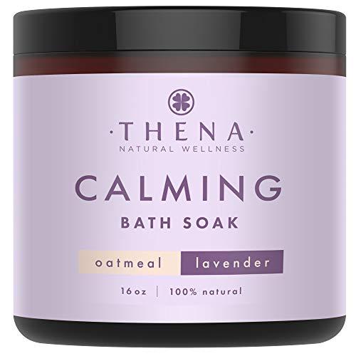 Organic Eczema Soak Bath Therapy for Babies Kids Adults