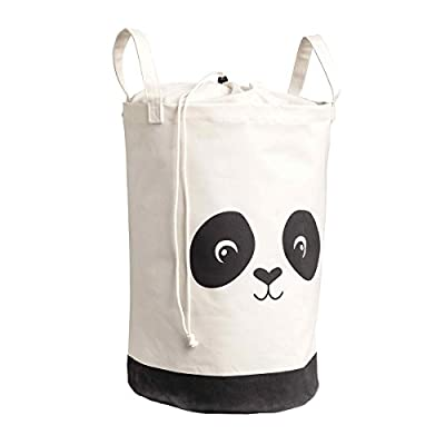 Laundry Basket-Collapsible Cotton Linen Laundry Hamper, Foldable Laundry Storage with Drawstring Waterproof Storage,Basket Home Organizer for Bedroom, Laundry -  - laundry-room, hampers-baskets, entryway-laundry-room - 41qhtoK kDL. SS400  -