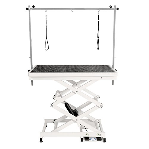 flying-pig-heavy-duty-super-low-electric-lift-dog-grooming-table
